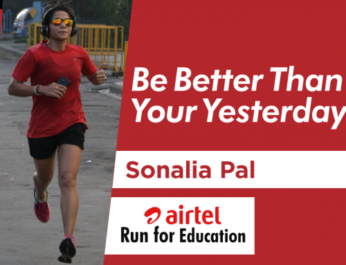 Be better than your yesterday: Sonalia Pal
