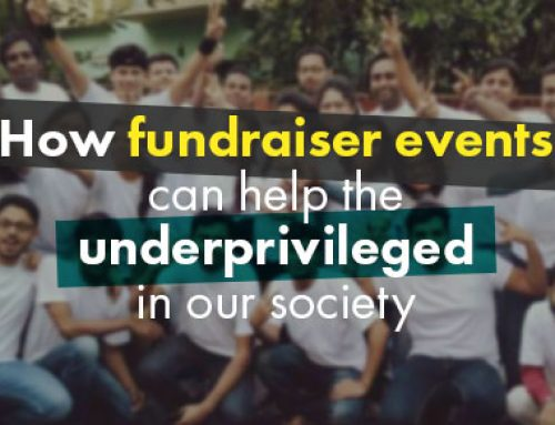 How fundraiser events can help the underprivileged in our society