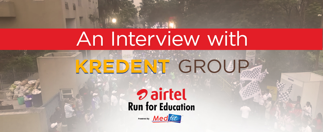 Interview with Kredent Group