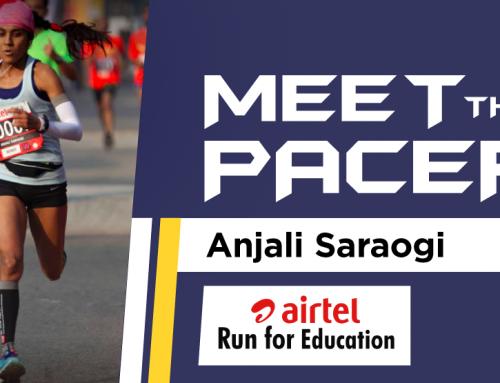 Meet the Pacer: Anjali Saraogi