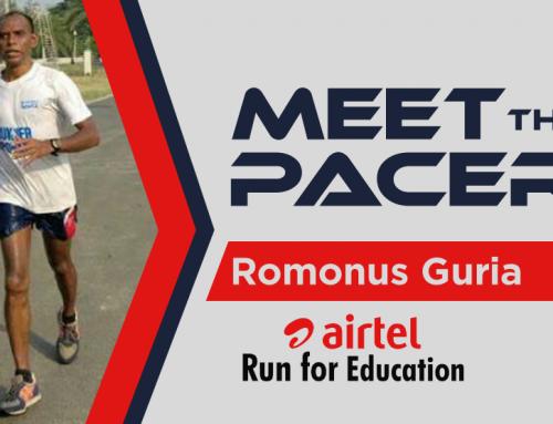 Meet the Pacer: Romonus Guria