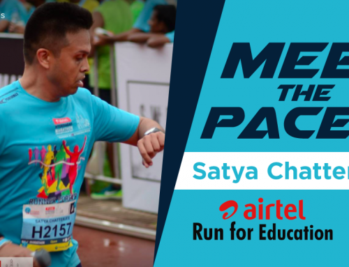 Meet the Pacer: Satya Chatterjee