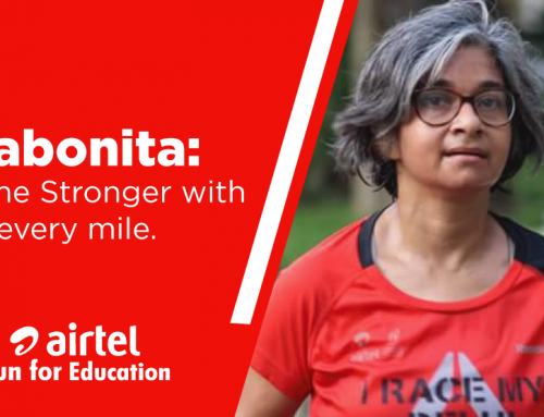 Nabonita – Become Stronger with every mile