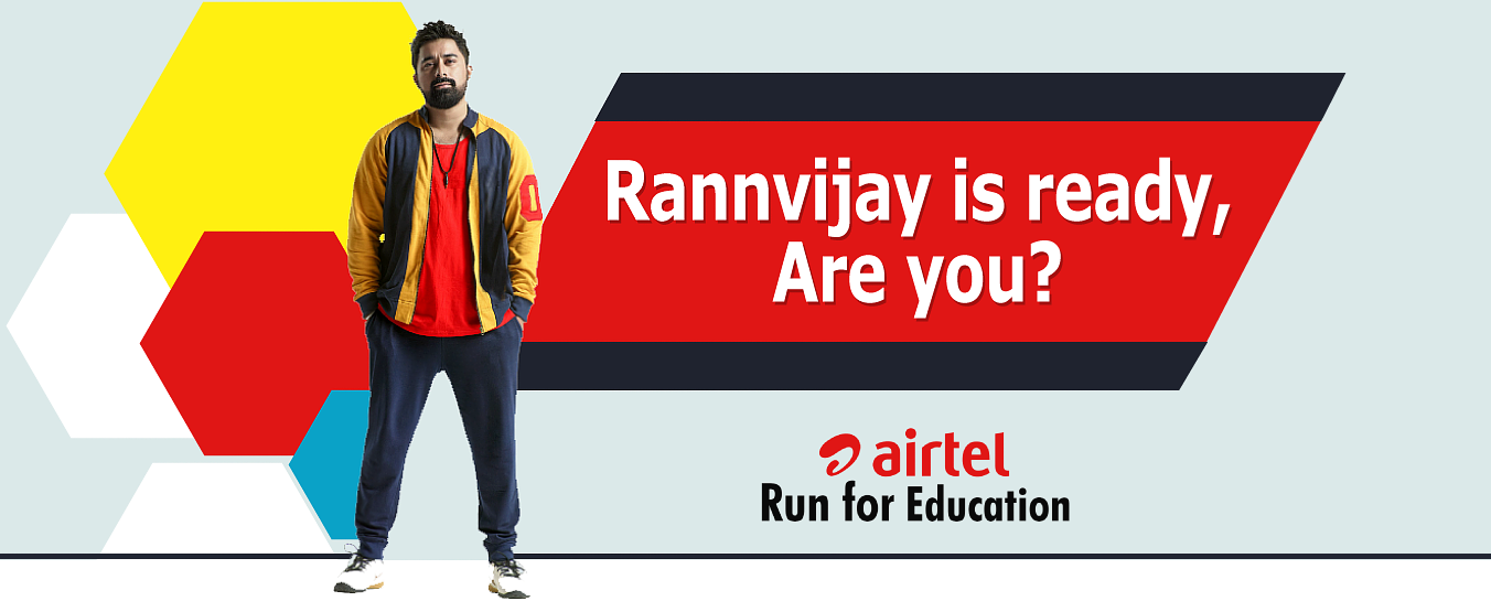 Rannvijay is ready, Are you?