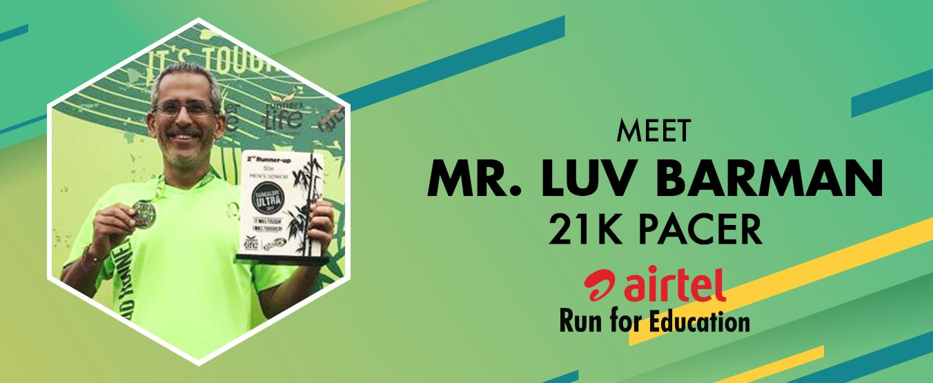 Meet our next pacer – Mr. Luv Barman