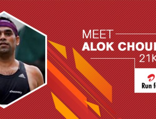 Meet Alok Choudhury: 21K Pacer for ARFE 2018