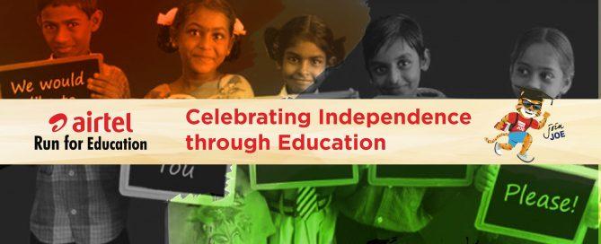 Celebrating Independence Through Education