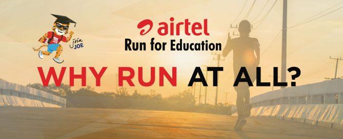 Why run at all