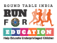 Run for Education 2019 Logo