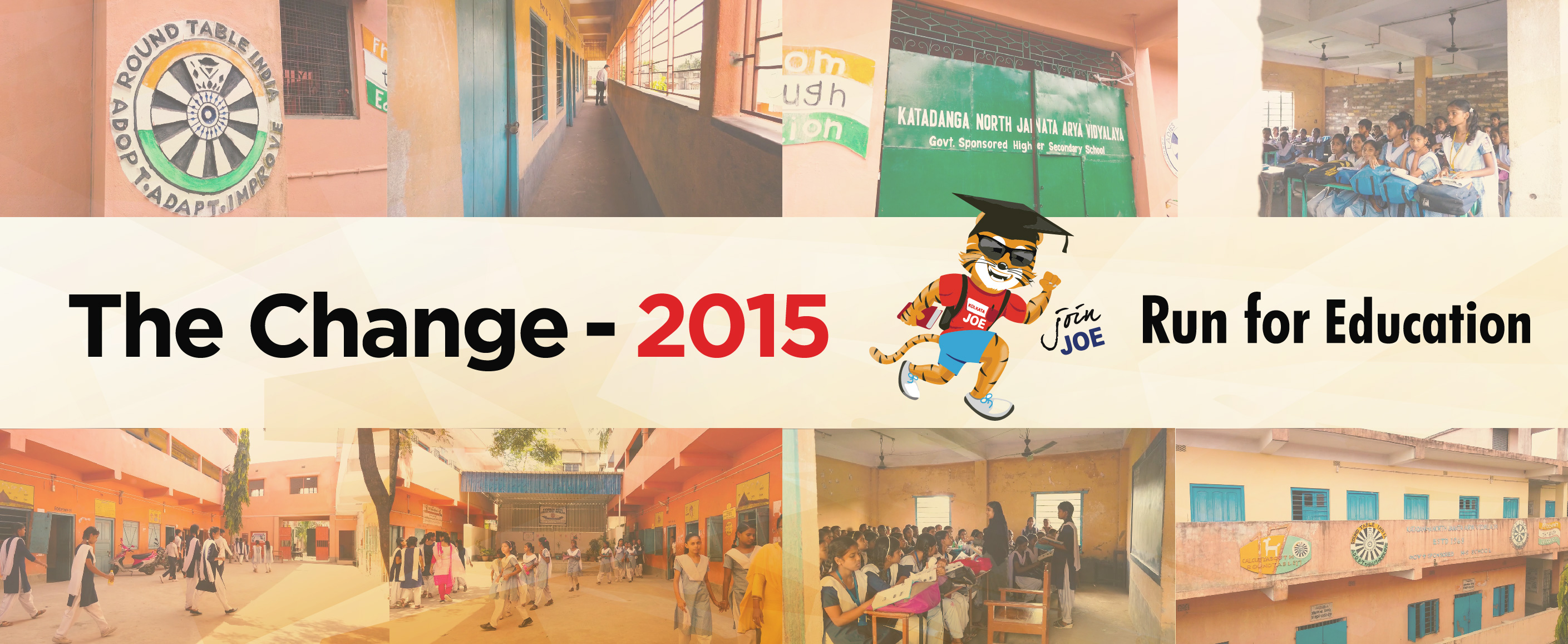 Run For Education: The Change 2015