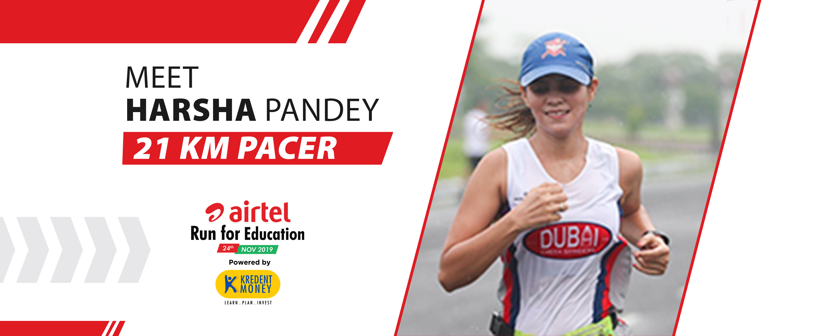 Harsha Pandey Pacer