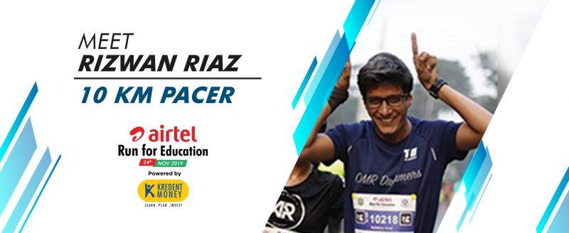 Rizwan Riaz Pacer