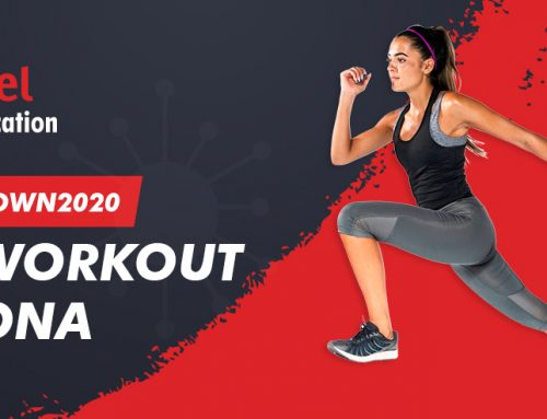 #Lockdown2020 but Workout Korona