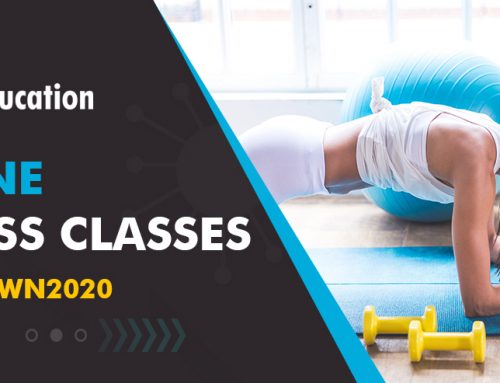Online Fitness Classes – #lockdown2020